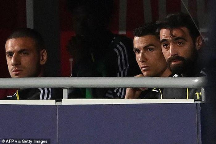 'Thông điệp tạm biệt' khó hiểu của Cristiano Ronaldo