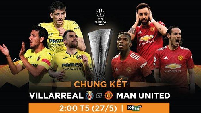 Nhận định Villarreal vs Manchester United, 2h00 ngày 27/5 – chung kết Europa League
