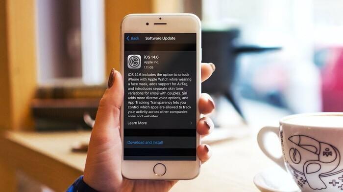 Apple chính thức phát hành iOS 14.6, người dùng iPhone nên cập nhật ngay