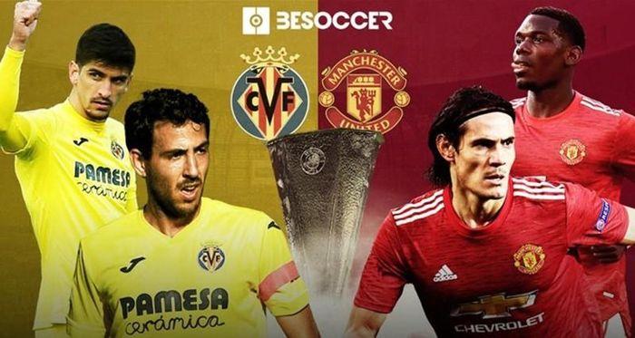 Chung kết Europa League MU vs Villarreal: Cọp chết để da