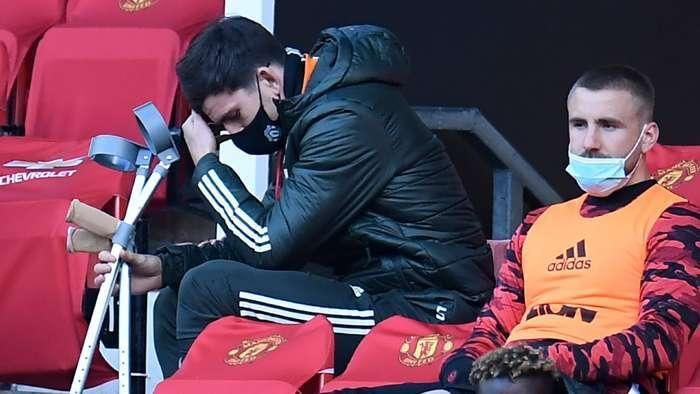 Maguire vắng mặt trong buổi tập cuối của M.U trước trận chung kết Europa League