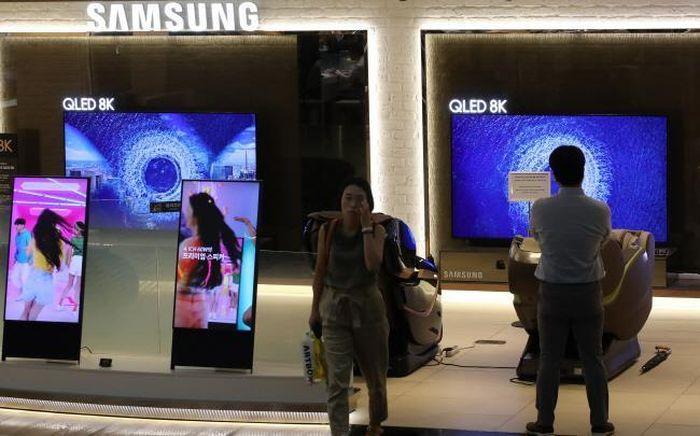 Sự thống trị của Samsung Display đang bị các công ty Trung Quốc đe dọa