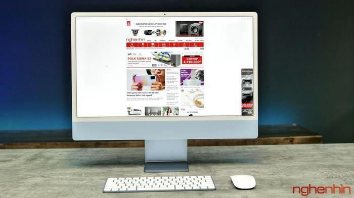 Trên tay iMac 24 inch 2021 tại Việt Nam: giá từ 33 triệu đồng, màu nổi bật, nhiều điểm nhấn
