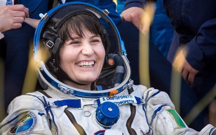 Nữ phi hành gia Ý sẽ chỉ huy Trạm vũ trụ quốc tế
