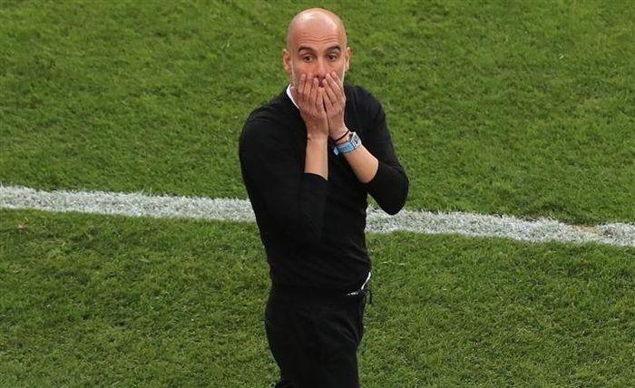 Thua chung kết Champions League, HLV Pep Guardiola: 'Man City đã chơi tốt'