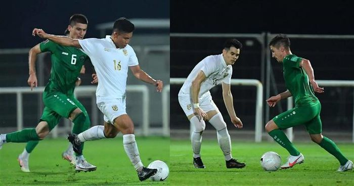 Thái Lan thua đậm trước vòng loại World Cup