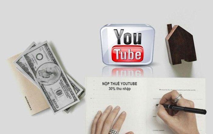 YouTube bắt đầu khấu trừ thuế đối với người làm nội dung