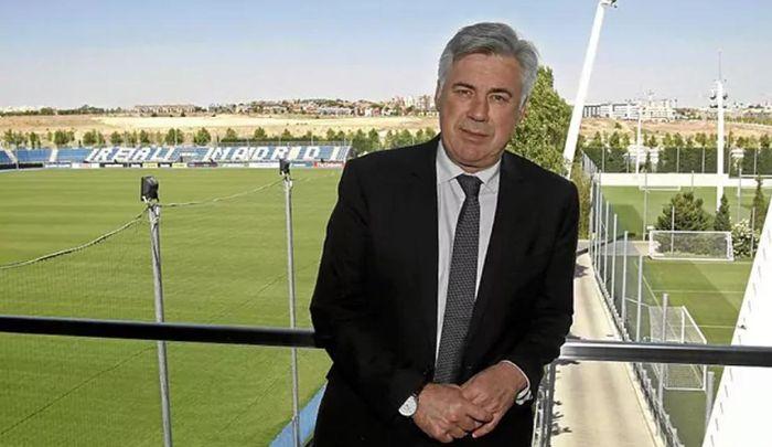 HLV Carlo Ancelotti tiết lộ lý do tái hợp với Real Madrid