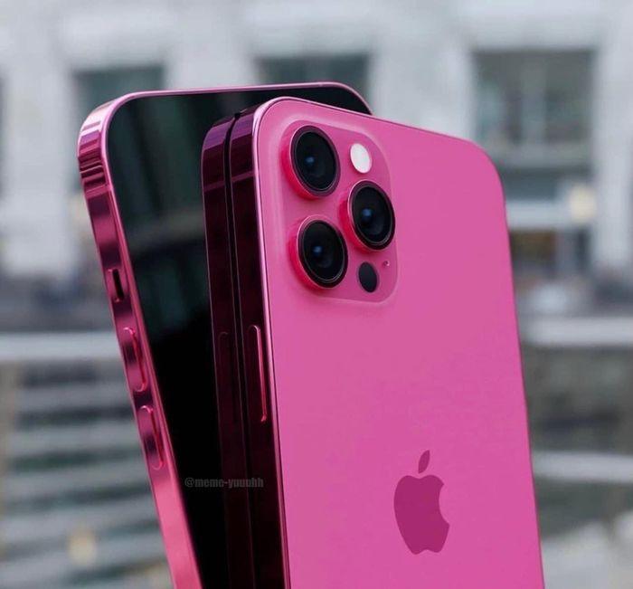 Hình ảnh nghi vấn iPhone 13 màu hồng bất ngờ xuất hiện trên mạng xã hội, iFan khắp thế giới lại phải thao thức rồi!