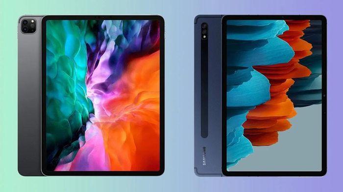 Samsung Galaxy Tab S7+ và iPad Pro đã có thể thay thế laptop?