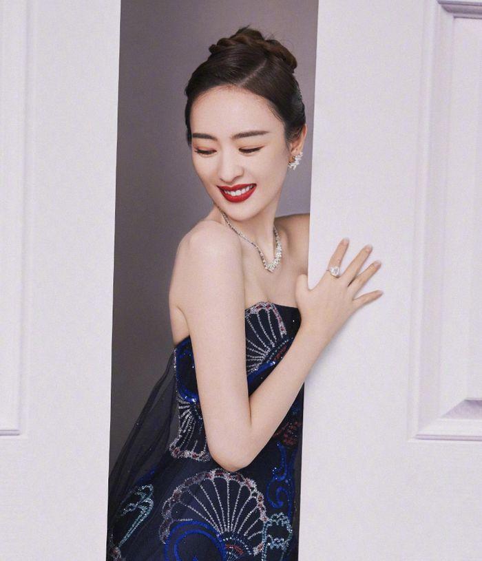 Minh tinh Hoa ngữ đọ sắc ở lễ trao giải phim truyền hình Ảnh 6