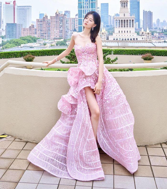 Minh tinh Hoa ngữ đọ sắc ở lễ trao giải phim truyền hình Ảnh 16