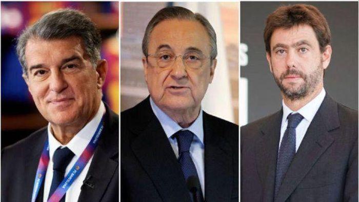 UEFA xuống thang căng thẳng với Real Madrid, Barcelona và Juventus