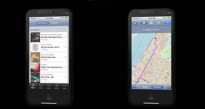 Hoài niệm cùng ứng dụng iOS 4 trên iPhone