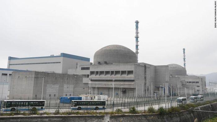 Rò rỉ nhà máy điện hạt nhân ở Quảng Đông? - Báo Tiền Phong