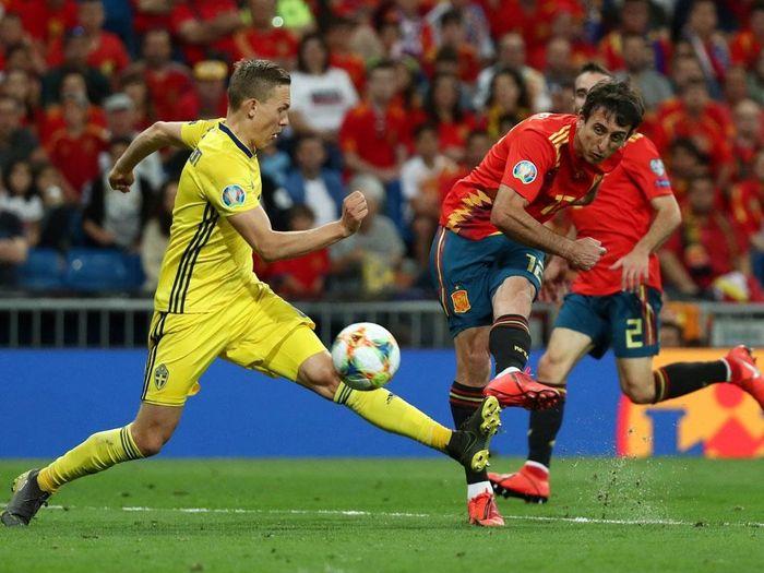 Tây Ban Nha vs Thụy Điển: Blagult thử sức 'Bò tơ'