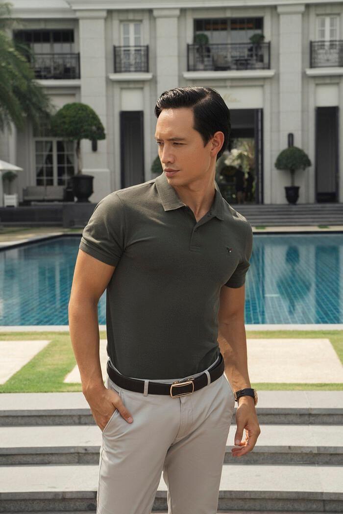Kim Lý quả là ông bố hot số 1 Vbiz, 2 con mặc đơn giản mà vẫn lịch lãm siêu cấp