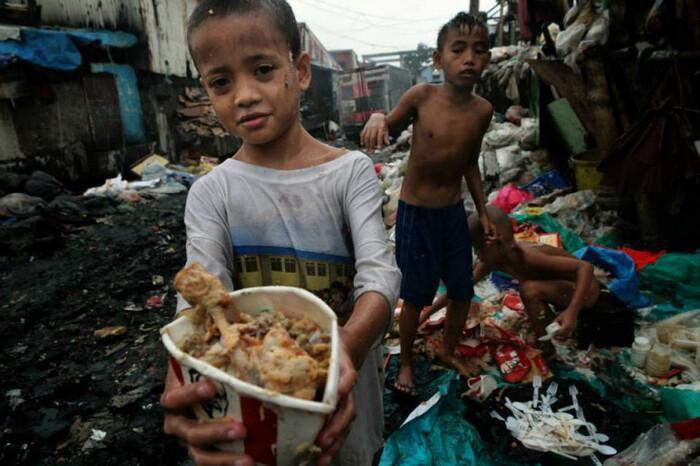Pagpag - 'đặc sản' từ bãi rác của người nghèo