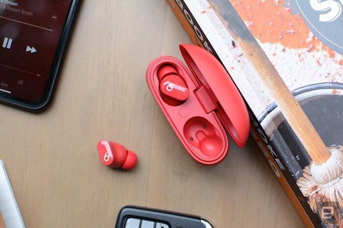 Apple ra mắt tai nghe Beats Studio Buds: Chống ồn ANC, Dolby Atmos, giá rẻ hơn AirPods Pro