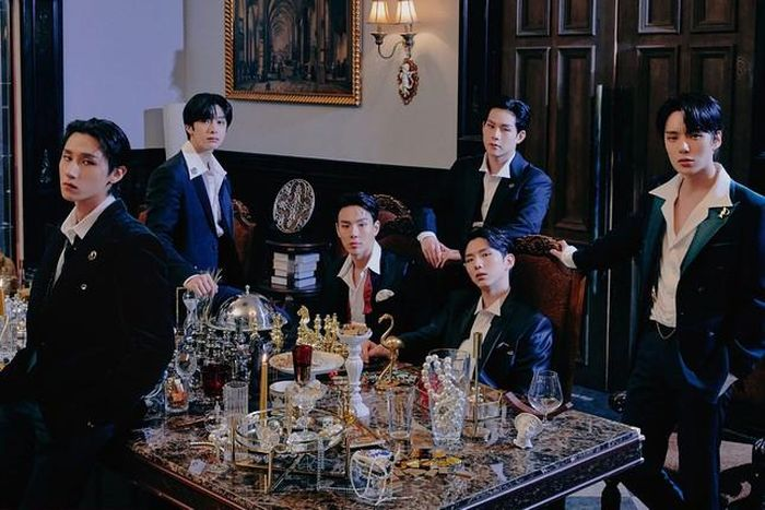 Monsta X trò chuyện với fan Việt mừng album mới nhưng sao thiếu mất một thành viên rồi?