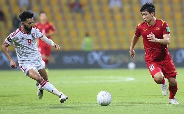 Những quyết định liên quan thổi phạt 11m đều bất lợi cho đội tuyển Việt Nam