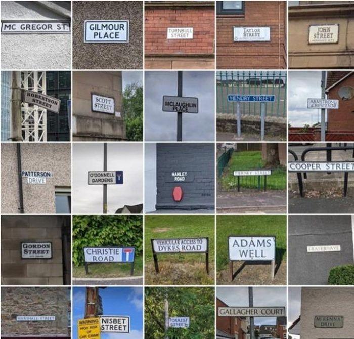 'Fan cứng' ở EURO: Tìm đến đủ 26 con phố trùng tên với 26 cầu thủ của đội tuyển mình thích