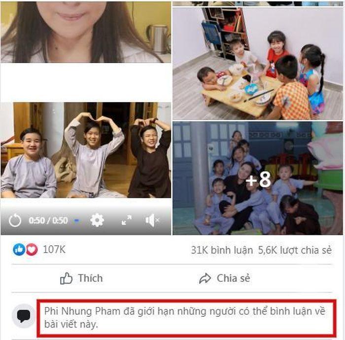 Động thái lạ của Phi Nhung sau khi tuyên bố trả hết tiền cho Hồ Văn Cường