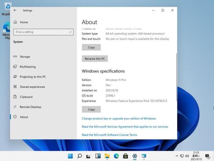 Windows 11 với giao diện hoàn toàn mới rò rỉ trước ngày ra mắt