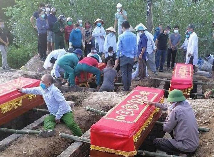 Vụ cháy phòng trà khiến 6 người tử vong ở Nghệ An: Nỗi đau quặn thắt người ở lại