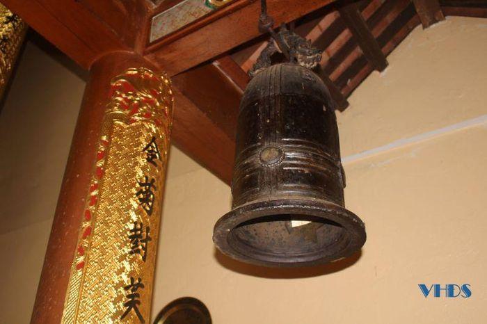 Nét độc đáo ngôi chùa cổ trên núi Ốc Sơn