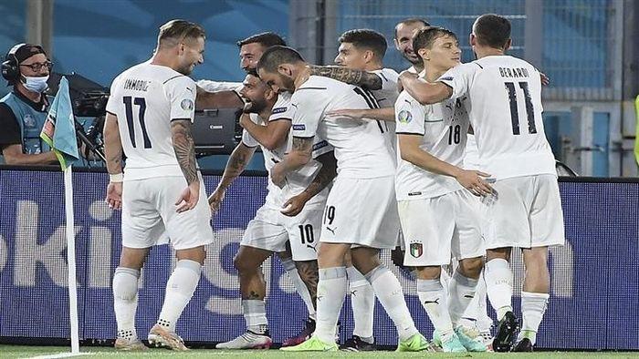 Nhận định bóng đá Italy vs Thụy Sĩ EURO 2020