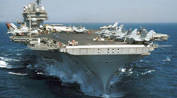 Tại sao được Mỹ tặng siêu tàu sân bay nhưng Ấn Độ từ chối để rồi nuối tiếc?