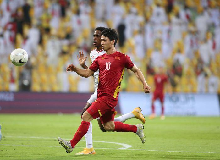 LĐBĐ UAE: 'Đội tuyển Việt Nam có màn trình diễn tuyệt vời'