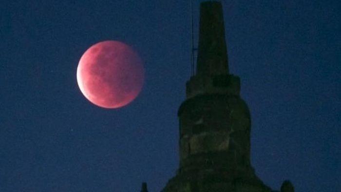 Siêu trăng cuối cùng của năm 2021 sắp thắp sáng bầu trời tháng 6