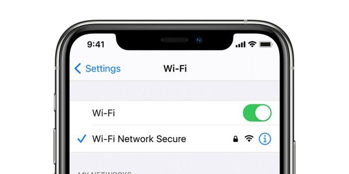 Lỗi mới vô hiệu hóa hoàn toàn kết nối Wi-Fi trên iPhone
