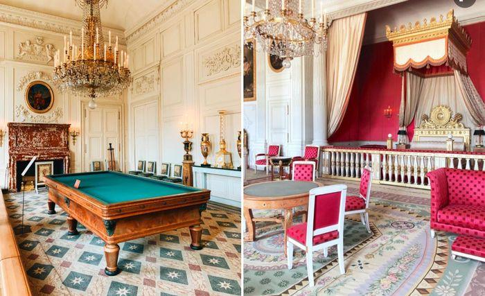 Nghỉ dưỡng kiểu quý tộc tại cung điện hoàng gia