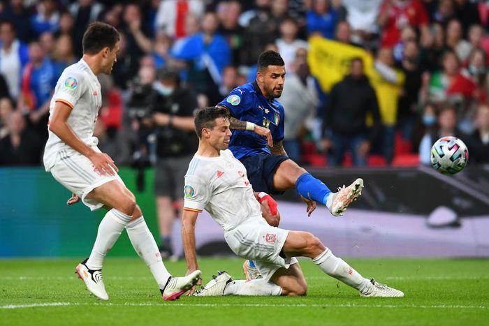Đánh bại Tây Ban Nha trên chấm 11 mét, Italia góp mặt ở chung kết EURO 2021
