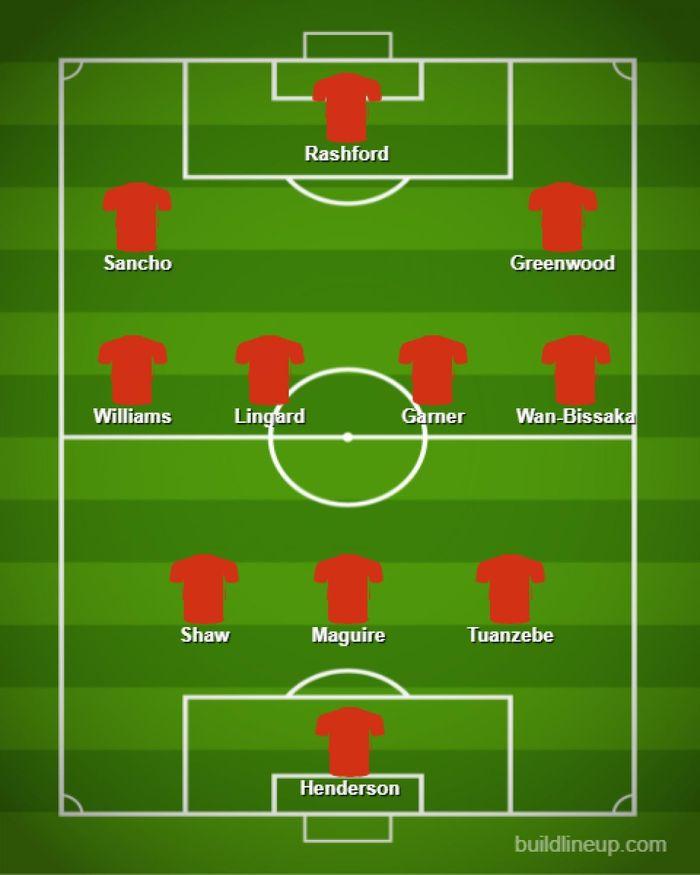 Jadon Sancho và đội hình gồm toàn tuyển thủ Anh của MU mùa tới