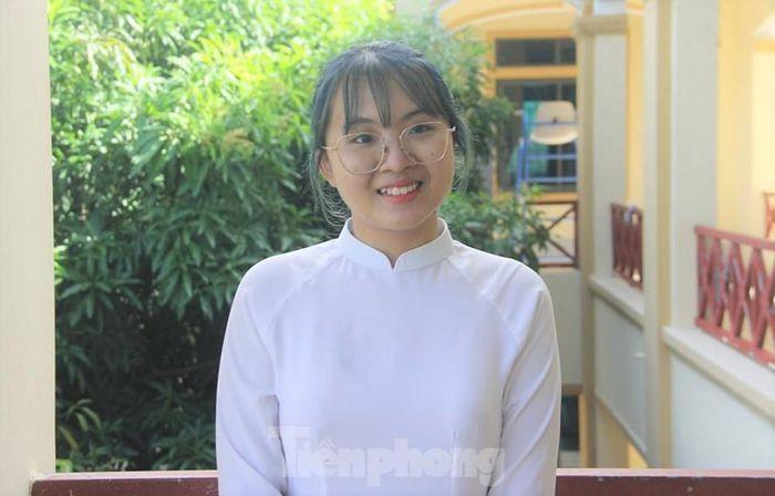 Đinh Thị Kim Ngân chia sẻ về niềm vui