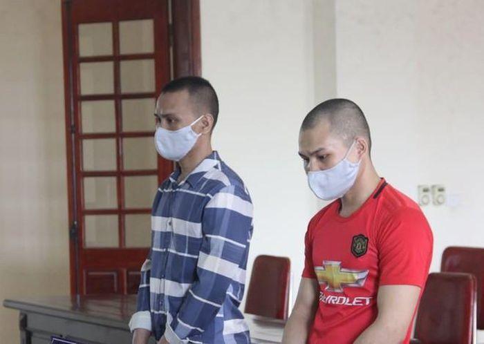Dao và Út trong phiên xét xử