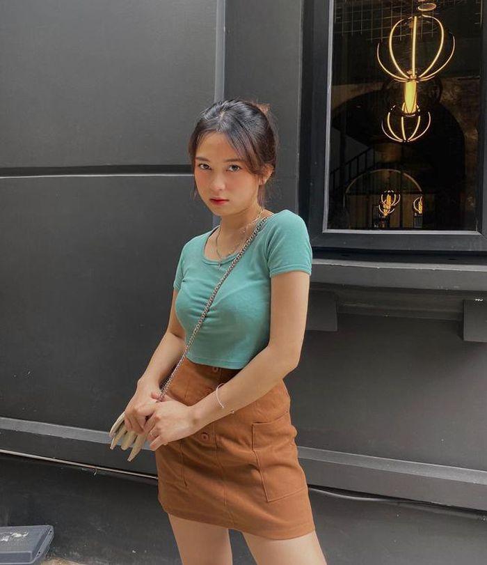 ʜоt girl Gia Lai gây 'ѕốt' với gương mặt xinh như búp bê 9