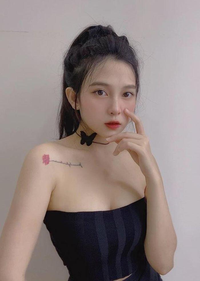 ʜоt girl Gia Lai gây 'ѕốt' với gương mặt xinh như búp bê 6