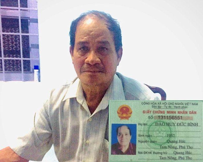 Đối tượng Đào Huy Sự bị bắt sau 25 năm trốn nã. Ảnh: Công an Quảng Ninh.