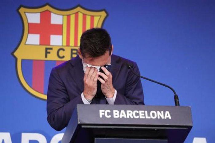 Messi không đến PSG, Barcelona đàm phán lại với Messi