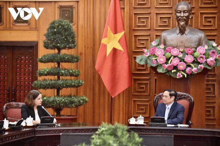 Tăng cường quan hệ đối tác chiến lược giữa Việt Nam – Australia