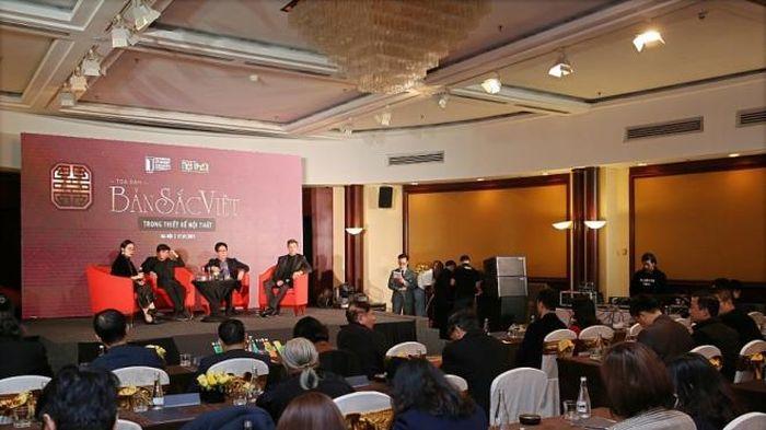 'Bản sắc Việt trong thiết kế nội thất'