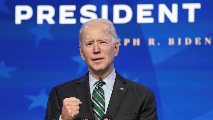 Chặng đường đến Nhà Trắng đầy thăng trầm của ông Biden