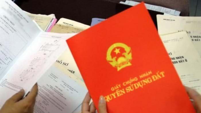 Từ 8.2, chi nhánh văn phòng đăng ký đất đai được tiếp nhận hồ sơ cấp sổ đỏ