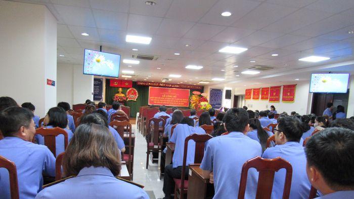Ông Quách Thanh Giang làm Viện trưởng Viện kiểm sát TP Thủ Đức