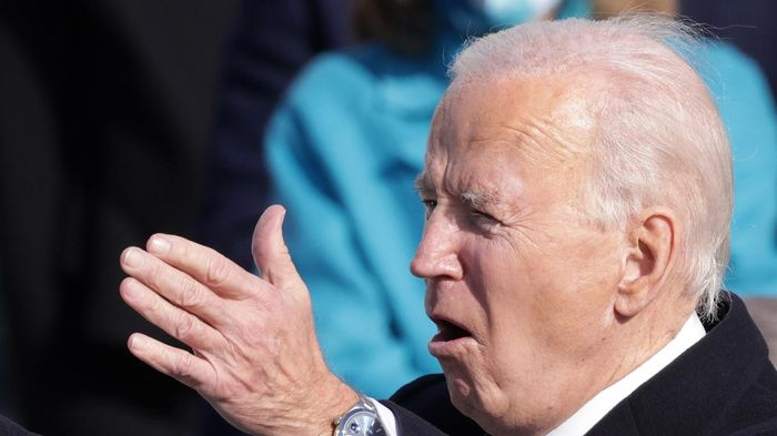Vì sao đồng hồ Rolex của ông Biden gây chú ý?